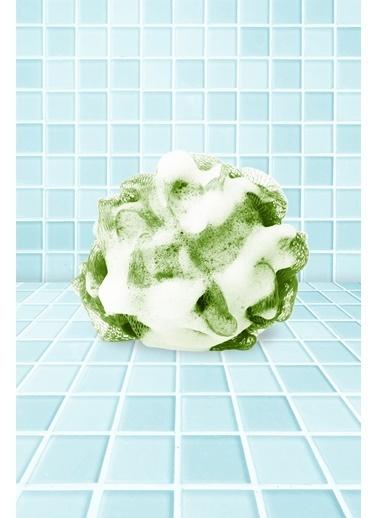 Balmy Naturel Balmy 2'Li Zeytin Çiçeği Sabunlu Banyo Lifi Renksiz